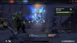 frostivus is here bringing rare items and holiday cheer to dota 2