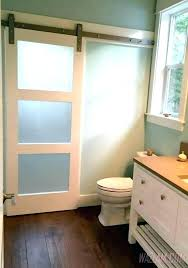 showers shower door frosted glass trackless shower doors frosted glass bathroom doors medium size of