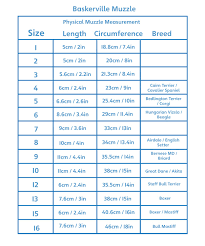 dog crates size chart baskerville dog muzzle stop biting and chewing