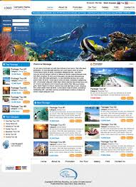 Travel Templates Travel Web Design Templates Easy Branches
