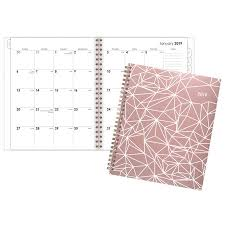 Cambridge Fractal Monthly Planner Plus Notes 2020 Monthly Planners