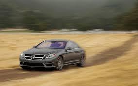2012 Mercedes-Benz CL63 AMG First Test - Motor Trend