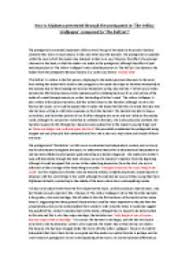 grammarandcomposition basic essay structures the yellow the yellow essay pdf