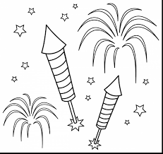 Small Picture remarkable printable fireworks coloring pages with fireworks