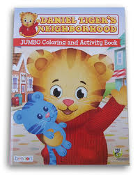 Daniel Tiger Coloring Pages Dapmalaysiainfo