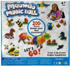 <b>MAOMAO MAGIC BALL</b> MEGA PACK 200PCS : Buy Online Toys at ...