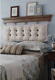 Cheap and Chic DIY Headboard Ideas | Chaise cushions, Diy headboards and  Personality