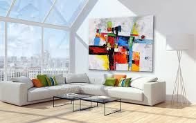 canvas modern wall art painting