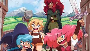 anime shows. Modren Anime CREDIT Courtesy Of Ellation Inside Anime Shows E