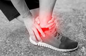 「捻挫 足」の画像検索結果