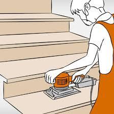 Liebe kunden, auf grund der aktuellen gesetzeslage sind wir dazu verpflichtet unsere treppenstudios für publikumsverkehr. Holztreppe Renovieren Anleitung In 6 Schritten Obi