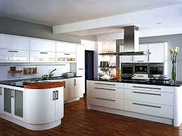 Shaker Stil Küche Schränke Grau Küche Designs Weiße Kleine Küchen