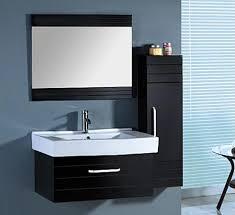 Bathroom Vanities Designs Photo Of Goodly Modern Black Bathroom Vanity  Designs Design Ideas Modest