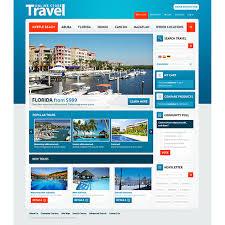 Travel Templates Travel Store 32792 Magento Templates