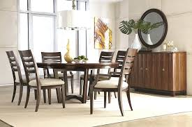 6 seater round dining table and chairs on perfect tables wooden of bright