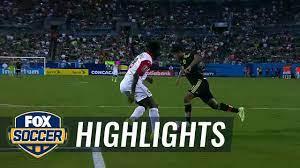 Mexico vs. Trinidad and Tobago - 2015 ...
