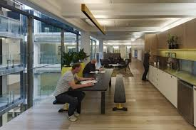Office design sydney Breakout At Optiver Sydney Designed By Hassell Employees Have Access To Communal Kitchens That Are Inspired Spaces Australian Office Design Failing In So Many Ways
