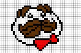 Pixel Pringles Logo – BRIK
