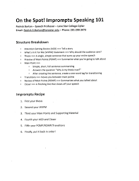 images of public speaking outline template net impromptu speech outline example