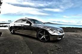 Mercedes-Benz CLS500 Milan - M134 Gallery - MHT Wheels Inc.