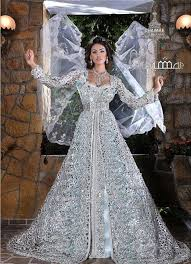 moroccan wedding dress. Wedding dresses Bruidsjurken caftans Pinterest Wedding dress