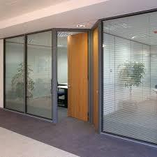 modular glass partition latest