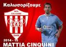 Mattia cinquini cipro side
