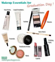 if you are new to makeup make sure to prepare at least one week before your graduation that way you can still practice most makeup sold in malls are a