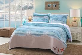bedding beach themed queen bedding sea life comforter sets beach style duvet covers coastal bed