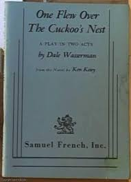 one flew over cuckoo nest by ken kesey first edition abebooks one flew over the cuckoo s nest wasserman dale from