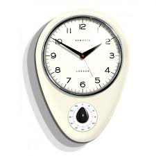 Small Picture kitchen wall clocks modern for inspiration Wall Clocks