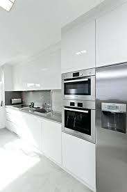 high gloss kitchen cabinets kitchen cabinets design ideas