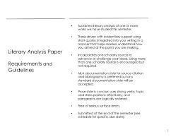 pull literary essay grade writing unit analysis essay  literary essay template 11 samples