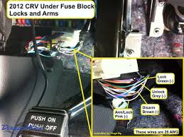oem remote start module 2012 crv civic ex honda tech attached images