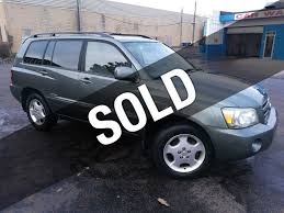 2006 Used Toyota Highlander LIMITED V6, 3rd ROW SEATS, LEATHER ...