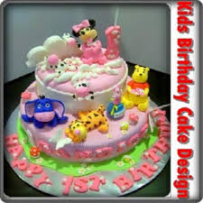 Amazoncom Kids Birthday Cake Design Appstore For Android