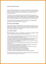 Cover Letters Some Parts Of A Good Cover Letter Structure Resume