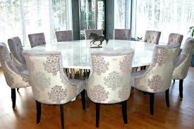 dining room tables for 10 dining room table seats large round pine dining table large round