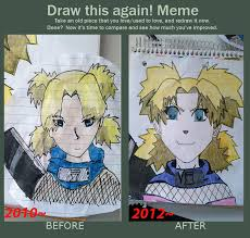 Draw It Again! Meme by EatMySconesBetch on DeviantArt via Relatably.com