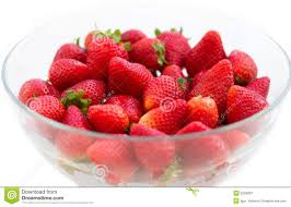 bowl of strawberries. Delighful Bowl Bowl Of Strawberries Inside Of Strawberries