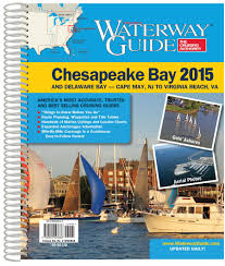 Chesapeake Bay Tide Chart 2015 Virginia Waterway Guide Chesapeake Bay 2015 Doziers Waterway Guide