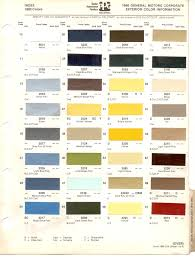 Paint Chips 1980 GM Chevy Truck