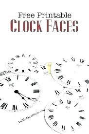 Blank Digital Clock Face Hb Me Com