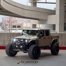 starwood motors on insram the bandit 4 door jeep truck conversion now available for orders starwoodmotors bandit call 800 348 9008 email