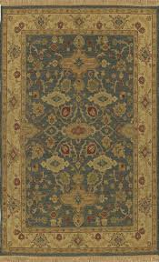 4x10 runner surya hand knotted blue persian 51 area rug approx 4 x 10