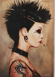 VIVEROS ON THE COVER OF TATTOO SKIN DEEP MAGAZINE - SKIN-DEEP-ARTICLE-page-2