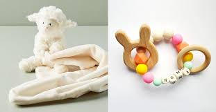 30 adorable easter gifts for es personalized gifts for baby s first easter