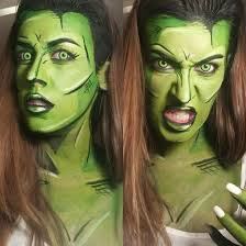 this hulk makeup job presumably lasted a bit longer than it takes for bruce banner to undergo his transformation source lianne moseley via distractify