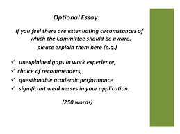 u penn wharton mba application essay topics –    words     optional essay