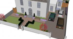 Small Picture Front Garden Design by Garden Design Dublin